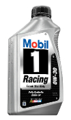 MOBIL-1 RACING SYNTHETIC 102622 MOTOR/ENGINE OIL (5 QUART) 0W-30