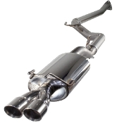 AFE CAT-BACK EXHAUST SYSTEM, 12-15 CIVIC SI COUPE (49-46602)