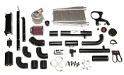 JACKSON RACING SUPERCHARGER KIT, 06-11 HONDA CIVIC R18