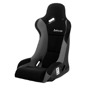 BUDDY CLUB BUCKET SEAT (DRIVER SIDE) 12-15 CIVIC BC08-RSBKSM-B
