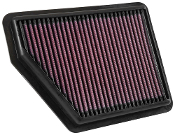 K&N DROP-IN AIR FILTER, 16-19 HONDA CIVIC 2.0 K20C2 (33-5045)
