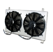 FKX RACING RADIATOR FAN SHROUD, 12-15 CIVIC SI