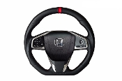 BUDDY CLUB STEERING WHEEL KIT, 16-19 HONDA 10TH GEN CIVIC FK8