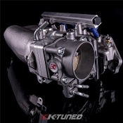 KTUNED J37 ZDX THROTTLE BODY & ADAPTOR KIT, 12-15 CIVIC SI