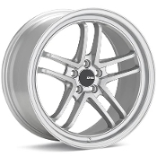 "17"" ENKEI TSP5 SPORTS WHEELS (SILVER) 17X9 ET35 5X114"