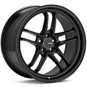 "17"" ENKEI TSP5 SPORTS WHEELS (BLACK) 17X9 ET35 5X114"