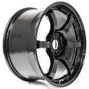 "18"" GRAM LIGHTS 57DR WHEELS (GLOSS BLACK), 18X9.5 ET38 5X114"