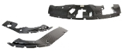 APR CARBON-FIBER COOLING PLATE KIT, 17-19 CIVIC TYPE-R CTR/FK8