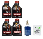 MOTUL SN-PLUS 0W-20 MOTOR OIL CHANGE KIT, 06-15 HONDA CIVIC R18