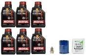 MOTUL SN-PLUS 0W-20 MOTOR OIL CHANGE KIT, 17-19 CIVIC TYPE-R FK8