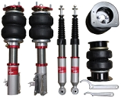 TRUHART AIR-PLUS AIR STRUTS, 17-19 10TH GEN CIVIC HATCHBACK FK7