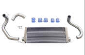 GREDDY TYPE 28 INTERCOOLER, 16-19 HONDA CIVIC 1.5T FK7/FC1/FC3
